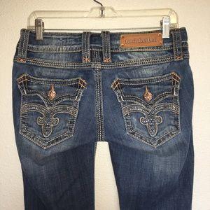Rock Revival Debbie Straight Jeans 27